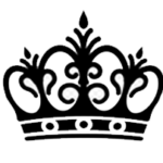 Black crown - Maui Tantra Sanctuary logo