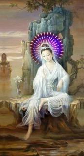 Tantra Goddess Guan Yin