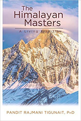 Tantra Goddess Book, The Himalayan Masters A Living Tradition by Pandit Rajmani Tigunait