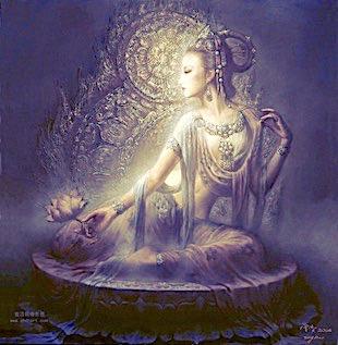 Mystic Guan Yin Yogini Tantra